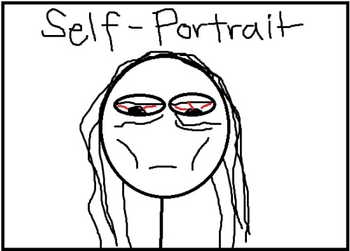 Germs-self-portrait