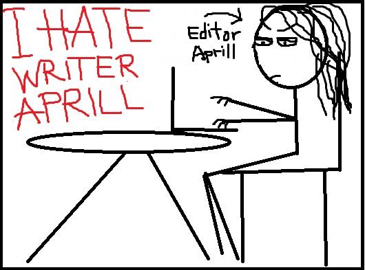 Book writing 4